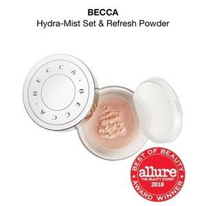 •Allure Award Winner• BECCA Setting Powder